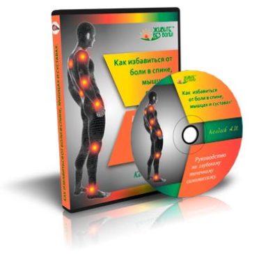 Как избавиться от боли в спине, мышцах и суставах